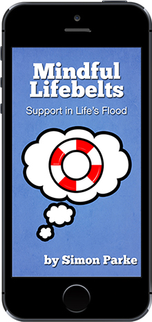 Simon's Mindful Lifebelts app
